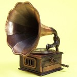 Gramofone 01